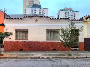 Casa – Rua Pascoal Moreira