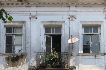 A casa mais antiga do Bixiga