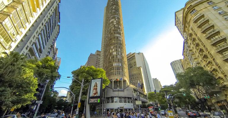 Importantes edifícios entre o passado e o futuro do Centro Histórico de São Paulo
