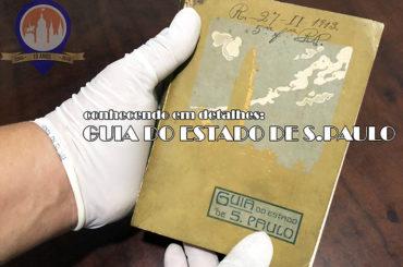 Guia do Estado de S.Paulo de 1912
