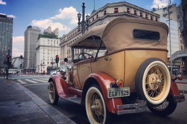 Históricos de São Paulo – 1º Encontro de Carros Antigos