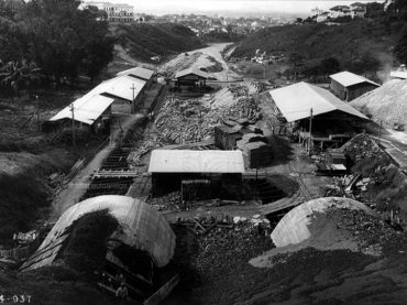 Breve história da construção da Avenida 9 de Julho