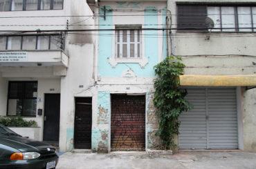 Casa de 1922 – Rua Japurá