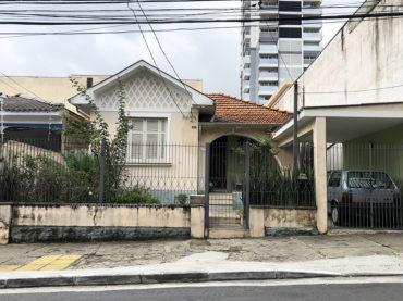 Casa Antiga – Rua Padre Estevão Pernet