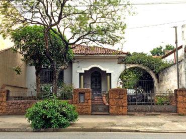 Casa Antiga – Rua Paulo Andrighetti