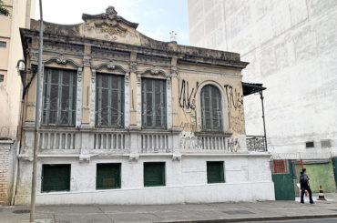 Casarão de 1900 – Av. Brigadeiro Luís Antônio, 1234