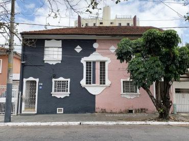 Sobrados Geminados – Rua Il Sogno di Anarello
