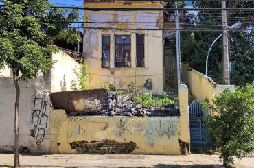Casa – Rua Conselheiro Ramalho