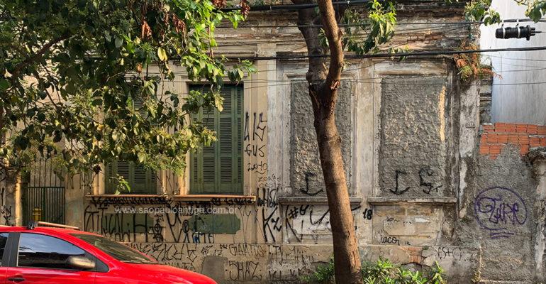 Casa – Rua Dr Carvalho de Mendonça