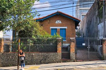 Casa Antiga – Rua Fradique Coutinho