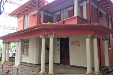 Sobrado Antigo – Rua Machado de Assis, 150
