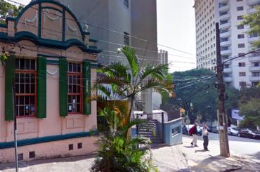 Casa Demolida – Alameda Rio Claro, 20