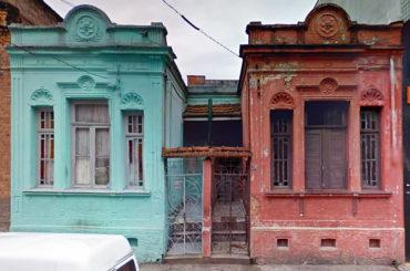 Casas – Rua Rodrigues dos Santos 191 a 193