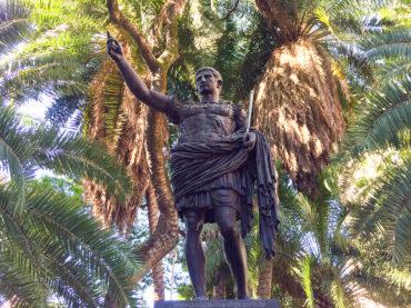 Augusto de Prima Porta (réplica)
