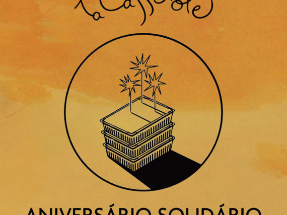 No mês que completa 66 anos restaurante La Casserole oferece o aniversário solidário