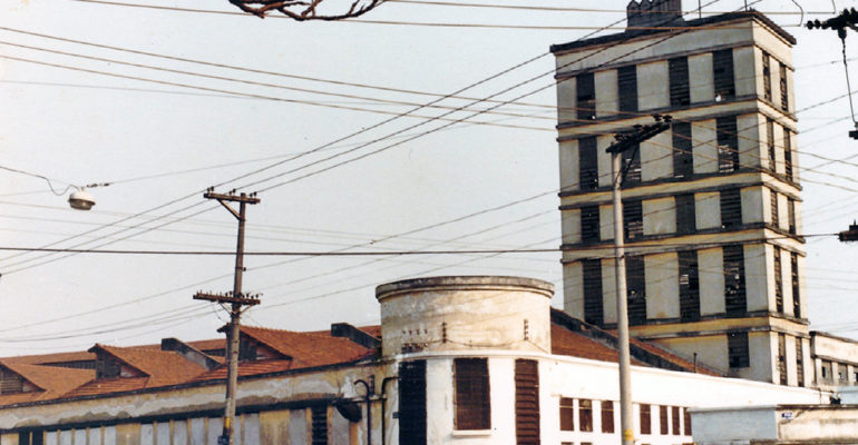 CODIQ – Uma empresa do Grupo Jafet na Lapa