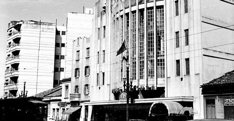 O Palácio do Rádio e as origens da Rádio Cultura