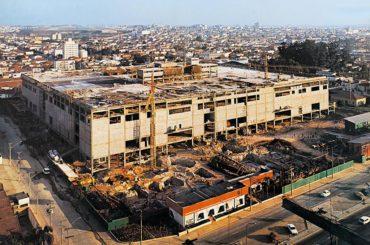 A construção do Shopping Ibirapuera e suas curiosidades