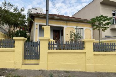 Casa – Rua José Antônio Maver